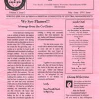 Triangle Tribune Vol. 3 No 3, May - June 1995